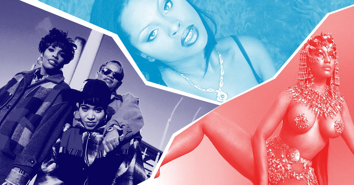Let's Talk About The Female Rappers Who Shaped Hip-Hop