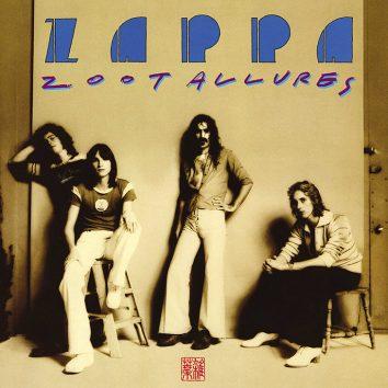 Frank Zappa Zoot Allures album cover web 730