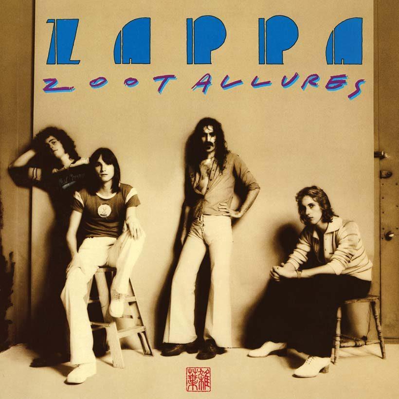 Frank Zappa Zoot Allures Album Cover web optimised 820