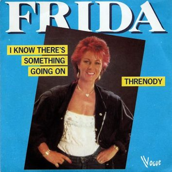 Frida I Know There's Something Going On
