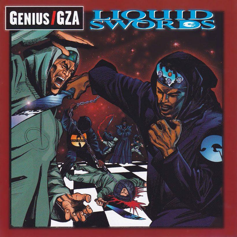 Genius GZA Liquid Swords album cover web optimised 820