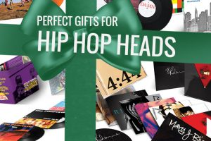 Perfect Christmas Gifts For Hip-Hop Heads