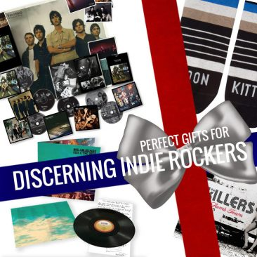 Perfect Christmas Gifts For Discerning Indie Rockers