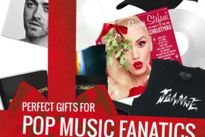 Perfect Christmas Gifts For Pop Music Fanatics