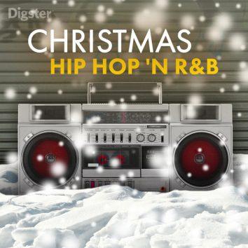 Hip-hop Christmas Songs playlist web 730 optimised