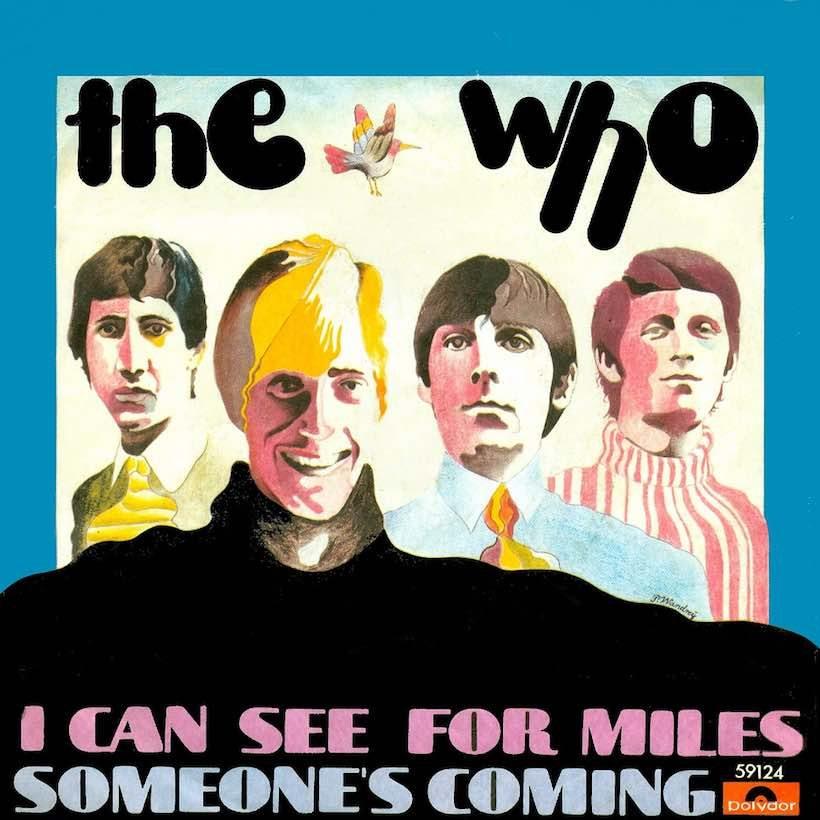 The Who artwork: UMG