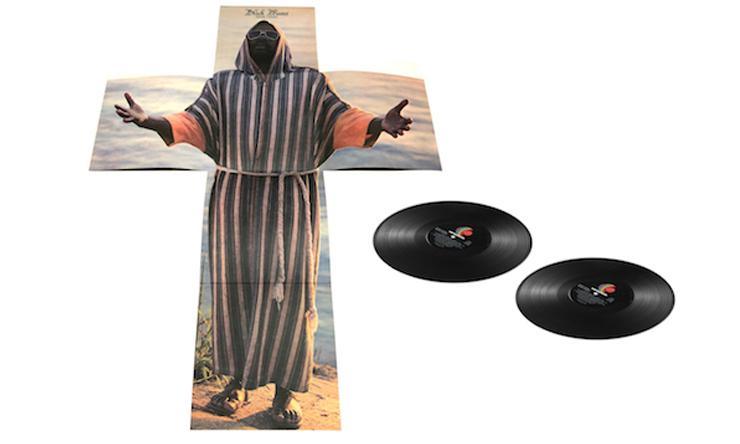 Issac Hayes Black Moses Vinyl