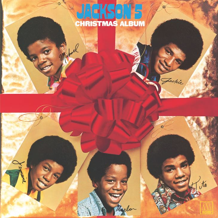 Jackson 5 & Stevie Wonder Set For Vinyl Christmas