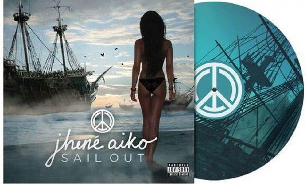 Jhené Aiko Sail Out Picture Disc