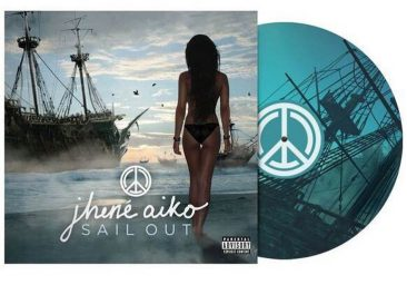 Acclaimed 'Sail Out' EP From Def Jam's Jhené Aiko Gets Vinyl Picture Disc Release