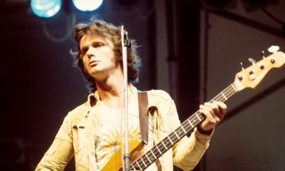 John Wetton photo by Steve Morley and Redferns