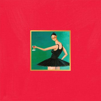 Kanye West My Beautiful Dark Twisted Fantasy album cover web optimisd 820