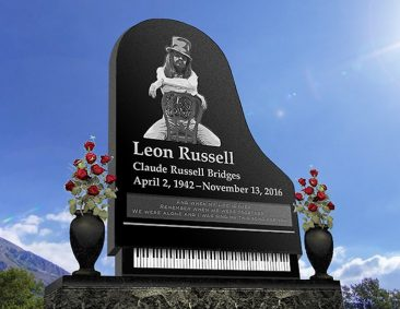 Monument Planned To Honour Leon Russell