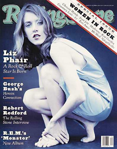 Liz Phair Whip Smart Rolling Stone Cover - 400