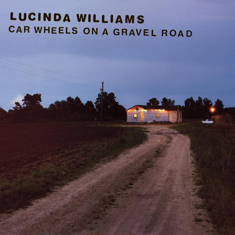 Lucinda Williams Car Wheels US Tour