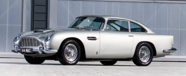 Live & Let Drive: Paul McCartney's 1964 Aston Martin DB5 For Sale