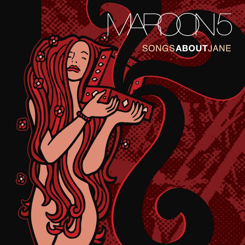 Maroon 5 Songs About Jane Album Cover Web Optimised 820