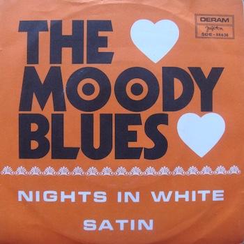 Nights In White Satin 1972 reissue