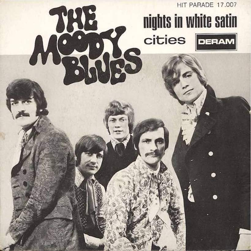 The Incredible Journey Of The Moody Blues' 'Nights In White
