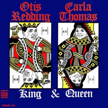 Otis Redding And Carla Thomas King & Queen Album Cover web 730