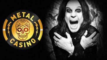 Ozzy Osbourne Named As Brand Ambassador For Metal Casino Website