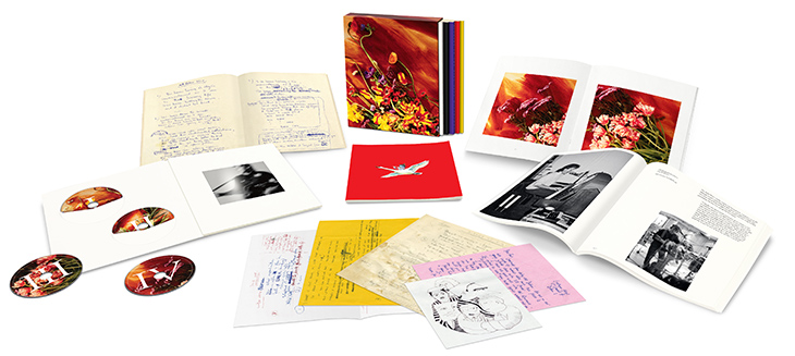 Paul McCartney Flowers In The Dirt Box Set web 730
