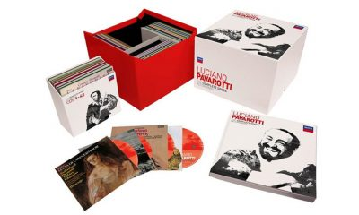 Box Set Tenth Anniversary Luciano
