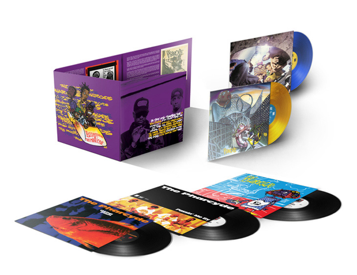 Bizarre Ride II The Pharcyde Gets Deluxe Reissue
