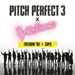 The Stars Of 'Pitch Perfect 3' Premiere 'Freedom! '90' and 'Cups' Mash-Up Single On 'The Voice'