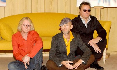 R.E.M in their later years as a band