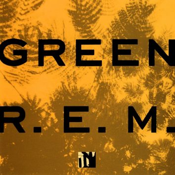 REM Green album cover 820
