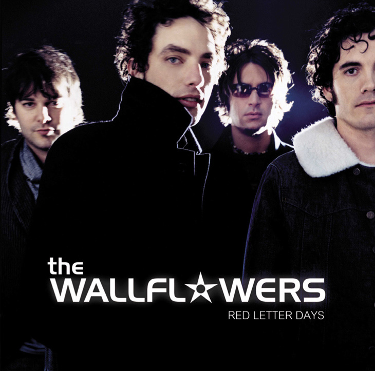 The Wallflowers Red Letter Day On Vinyl