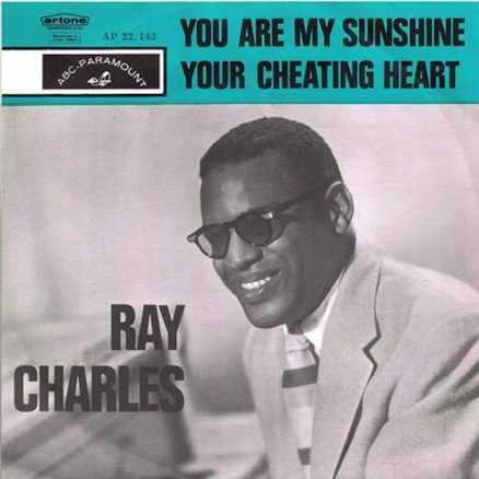 Ray Charles You Are My Sunshine