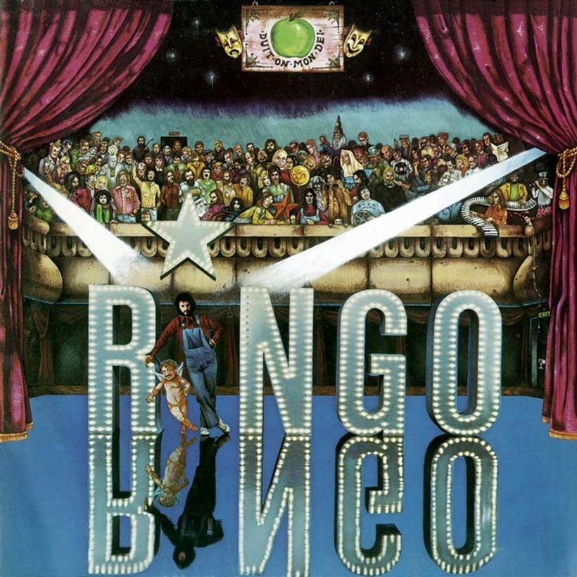 Ringo Starr Ringo Album Cover web optimised 820