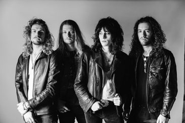 Shot Through The Heartland: Tyler Bryant & The Shakedown Return With Sublime Second Album