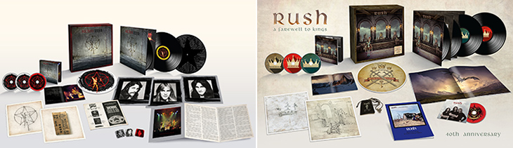 Rush 2112 and A Farewell To King montage web 730