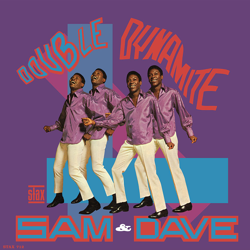 Sam And Dave Double Dynamite album cover web optimised 820
