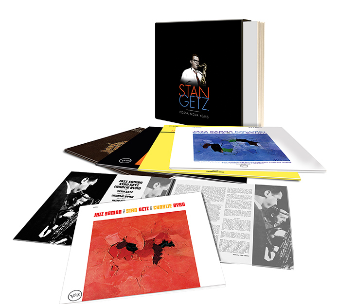 Stan Getz Verve Box Set web 730