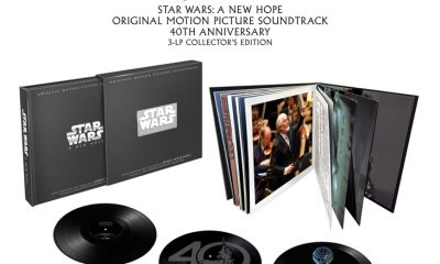 Star Wars A New Hope Holographic Vinyl Unboxing Video