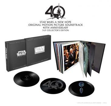 John Williams' 'Star Wars: A New Hope' Score Gets Vinyl Box Set Release