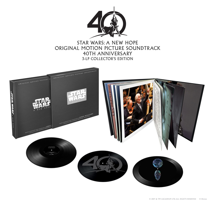 Star Wars A New Hope Box Set