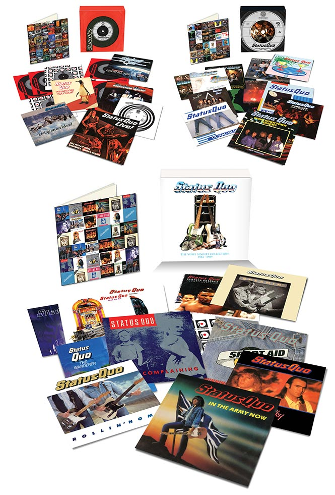 Status Quo Singles Box Sets web 730