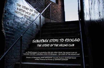 Ginger Baker, Jack Bruce, John Mayall & Others Recall Birth Of British R&B In 'Suburban Steps To Rockland'