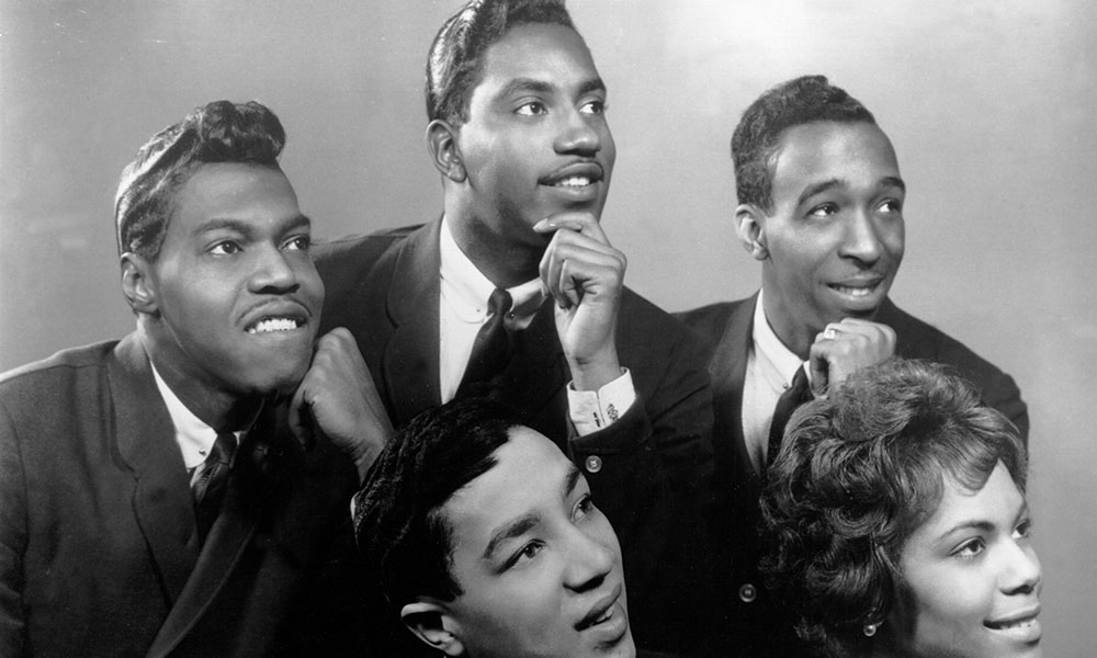 The Miracles photo by Michael Ochs Archives and Getty Images