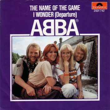 The Name Of The Game ABBA