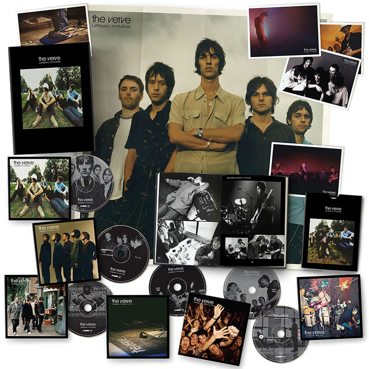 The Verve Urban Hymns Box Set web 730