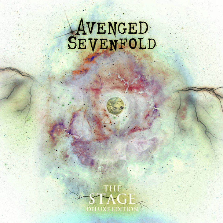Avenged Sevenfold Deluxe Edition Of The Stage