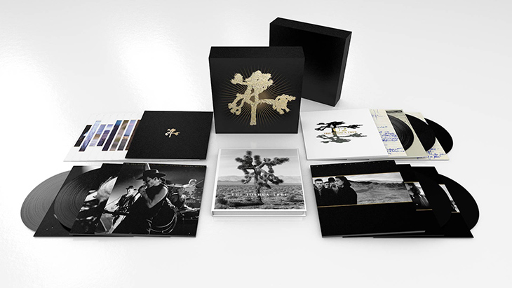 U2 The Joshua Tree expanded box set web 730