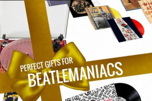 Perfect Christmas Gifts For Beatlemaniacs