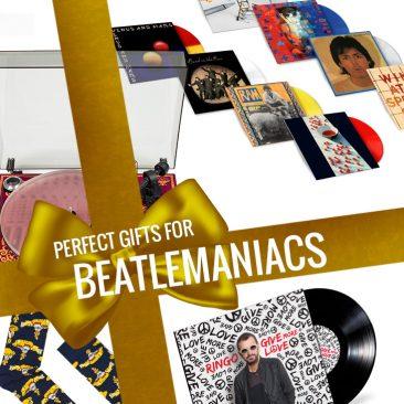 Perfect Christmas Gifts For Beatlemaniacs